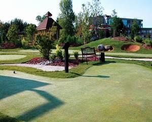 Georgian Manor Resort and Country Club
