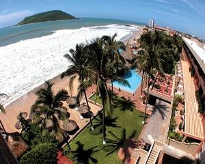 Mardesol Beach Club-Mazatlan