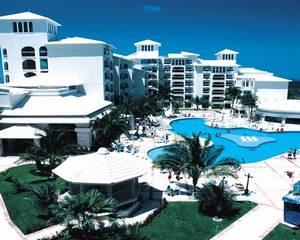 Hotel Gran Costa Real and Suites Cancun