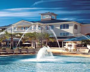 Oasis Lakes at the Fountains